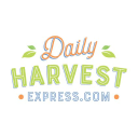 Daily Harvest Market logo icon