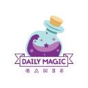 Daily Magic Games logo icon