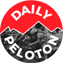 Daily Peloton logo icon