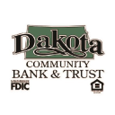 Dakota Community Bank logo icon