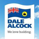 Dale Alcock logo icon