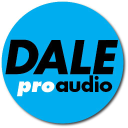 Dale Pro Audio logo icon