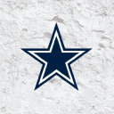 Dallas Cowboys logo icon