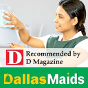 Dallas Maids logo icon
