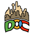 DallasOnCanvas.com Logo
