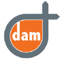 Dam logo icon