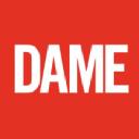 Dame Magazine logo icon