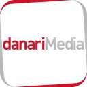Danari Media logo icon