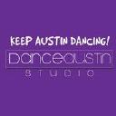 Danceaustinstudio logo icon