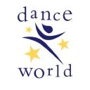 Dance World logo icon