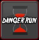 Danger Run logo icon