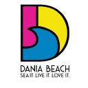 Dania Beach Boulevard logo icon