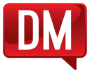 Dan Matt Media logo icon