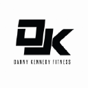 Danny Kennedy Fitness logo icon
