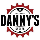 Danny's Cycles logo icon