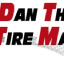 Dan The Tire Man logo icon
