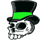 Dapper Cadaver logo icon