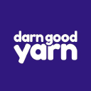 Darn Good Yarn logo icon