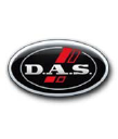 D.A.S. Audio logo icon