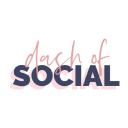 Dash Of Social logo icon