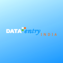 Data Entry India logo icon
