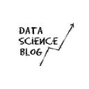 Data Science Blog logo icon