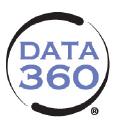 Data 360 logo icon