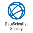 The Japan Data Scientist Society logo icon