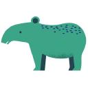 Data Tapir logo icon