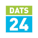 Dats 24 logo icon