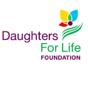 The Daughters For Life Foundation logo icon