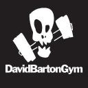 David Barton Gym logo icon