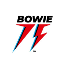 David Bowie logo icon