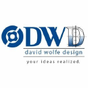 David Wolfe Design logo icon