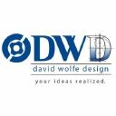 David Wolfe Design logo icon