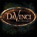 Da Vinci Roofscapes logo icon