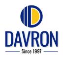 Davron logo icon