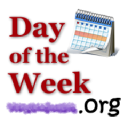 Day Of The Week logo icon