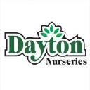 Dayton Nursery Goes Green logo icon