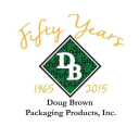 Doug Brown Packaging Products logo icon