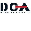 Dca France logo icon