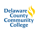 Delaware County Community College logo icon