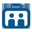 Dc Jobs logo icon