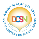 Dubai Center For Special Needs logo icon