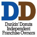 Dunkin' Donuts Independent Franchise Owners logo icon