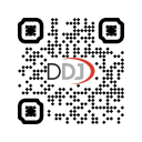 Ddj Media logo icon
