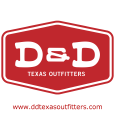 D&D Texas Outfitters Logo