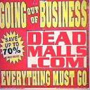 Dead Malls logo icon