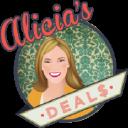 Alicias Deals logo icon
