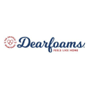 Dearfoams logo icon